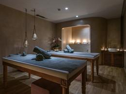 Le spa de l'hôtel Stella Island Resort & Spa en Grèce