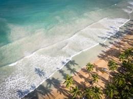 La superbe plage sauvage