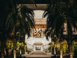 Un hôtel au style colonial