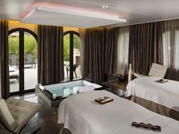 Après un moment de détente en salle de relaxation, optez pour un massage