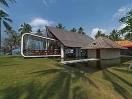 La Villa Sapi et son étonnante architecture moderne