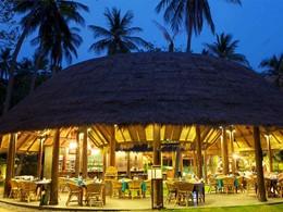 Restaurant inSea Bar & Grill de l'hôtel Beach Club by Haadtien