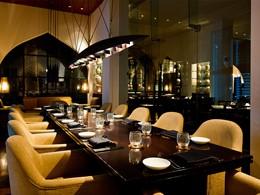 Restaurant Legian de l'hôtel The Chedi à Mascate
