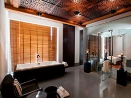Le spa de l'hôtel 5 étoiles The Chedi à Oman