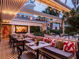 Dégustez des mets succulent au Confidante Miami Beach.