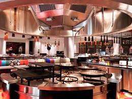 Le restaurant Jaleo de l'hôtel The Cosmopolitan of Las Vegas