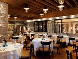 Le restaurant grec Estiatorio Milos du Cosmopolitan of Las Vegas