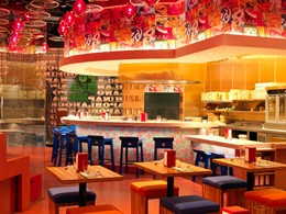 Le restaurant China Poblano du Cosmopolitan of Las Vegas