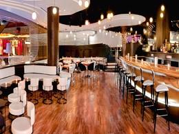 Restaurant STK du Cosmopolitan of Las Vegas, aux Etats-Unis