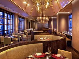 Le restaurant Scarpetta de l'hôtel The Cosmopolitan of Las Vegas