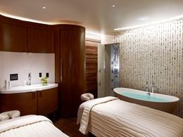 Le spa de l'hôtel 5 étoiles The Cosmopolitan of Las Vegas