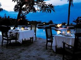 Restaurant de l'hôtel The Damai