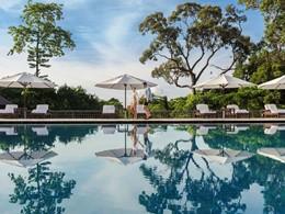 Profitez de la belle piscine du Datai Langkawi