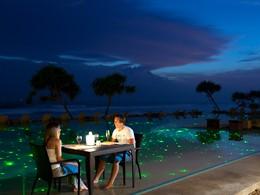 Dîner romantique au Fortress Resort au Sri Lanka