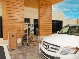 Vous apprécierez le service personnalisé de grande qualité de l'hôtel The Gates