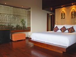 1 Bedroom Deluxe Pool Villa de l'hôtel The Griya