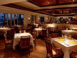 Le restaurant Hoku's de l'hôtel Kahala à Hawaii