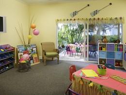 Le coin enfants de l'hôtel 5 étoiles Kahala à Hawaii
