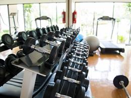 La gym de l'hôtel 4 étoiles Layana Resort en Thailande