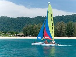 Activité nautique du Layana Resort and Spa à Koh Lanta