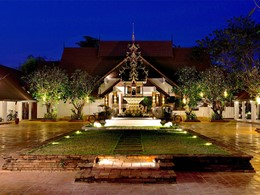 Vue du Legend Chiang Rai Boutique River Resort & Spa