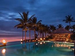 Ocean Bar de l'hôtel The Legian à Bali
