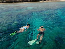 Snorkeling à l'hôtel The Menjangan à Bali