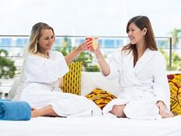 Profitez d'un instant de bien-être au spa du Modern