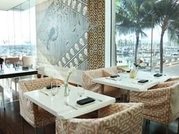 Le restaurant Ravish de l'hôtel The Modern Honolulu
