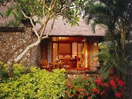 Lanai Garden View de l'hôtel The Oberoi Bali
