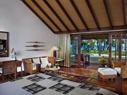 Luxury Pavillion Ocean View de l'Oberoi Lombok