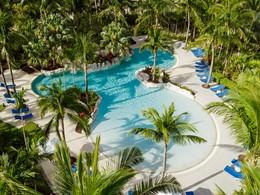 Profitez de la belle piscine de The Ocean Club aux Bahamas