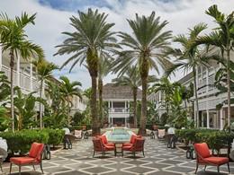 L'Ocean Club arbore une superbe architecture coloniale