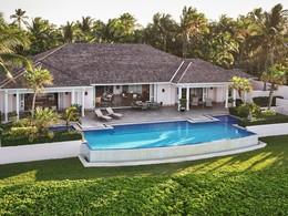 La superbe villa de l'hôtel The Ocean Club aux Bahamas