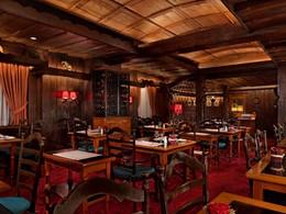Restaurant Chesa de l'hôtel Peninsula Hong Kong en Chine