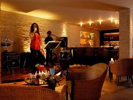 Le Ice bar de l'hôtel The Racha situé en Thailande