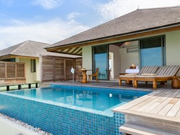 Sunrise Water Pool Villa