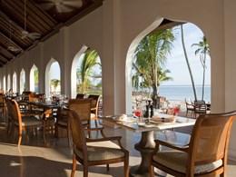 Dégustez une cuisine raffinée, face à la plage