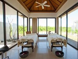 Profitez de soins relaxants au spa