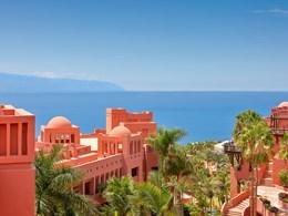L'hôtel de luxe des Canaries