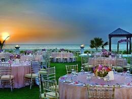 Mariage à l'hôtel Ritz Carlton situé à Dubai