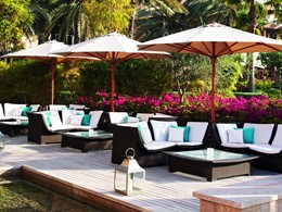 La Baie Lounge du Ritz Carlton à Dubai
