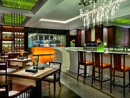 Le restaurant Blue Jade du Ritz Carlton