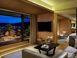 La Garden Terrace Suite