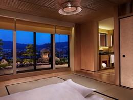 La Garden Terrace Suite Tatami
