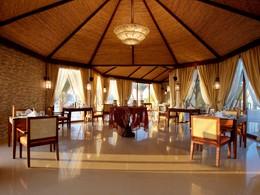 Le lobby du Beach Club