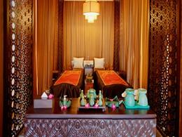 Le spa de l'hôtel 5 étoiles Banyan Tree Al Wadi