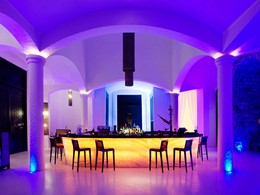 Samar Lounge du Banyan Tree Al Wadi à Dubaï