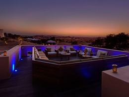 Moon Bar de l'hôtel Banyan Tree Al Wadi à Dubaï