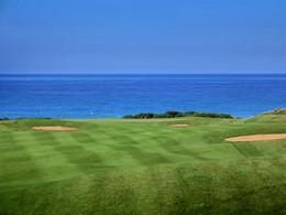 Golf Dunes de l'hôtel The Romanos à Péloponnèse